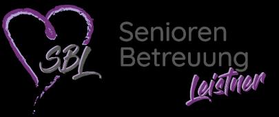 SBL Seniorenbetreuung Leistner, Logo
